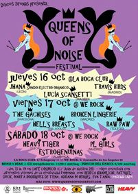 Festival Queen of Noise en Madrid