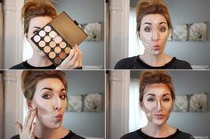 Check this out - it has to be the best tips in one post EVER!! #makeup #tips #contouring #beauty #blender #brushes