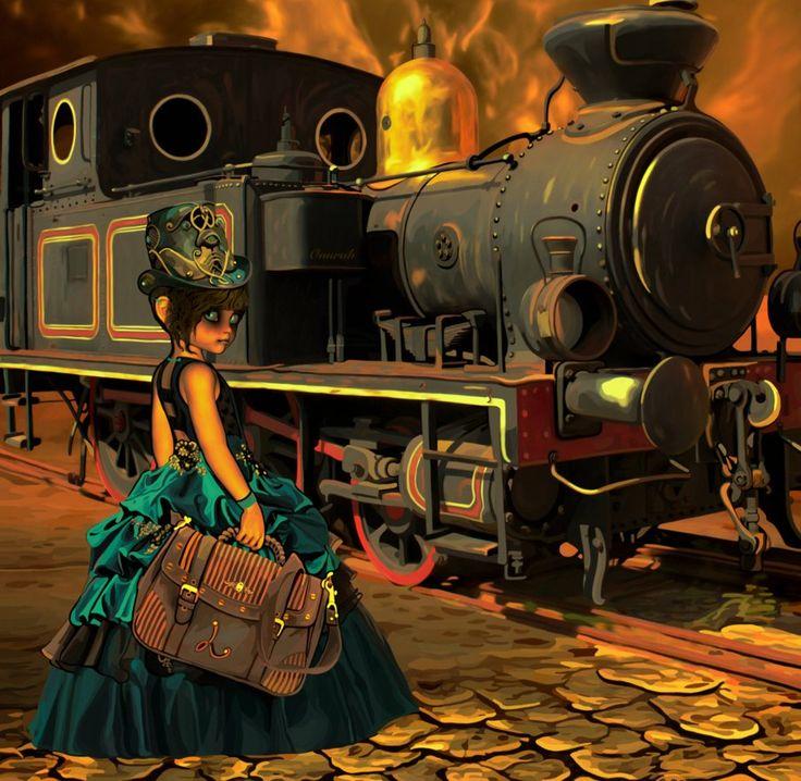 Lucy's New Beginning by OnurahArt.deviantart.com on @DeviantArt