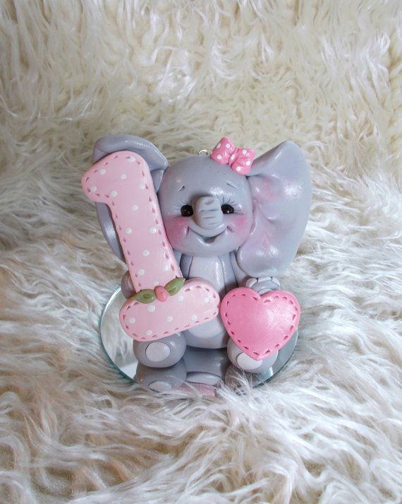 73 Best Elephant Toppers Too Cute For Eating Images On