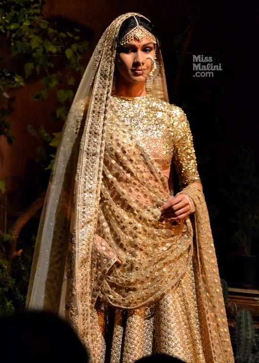 10 Indian Designer Labels You Must Own (and Wear) in 2014: http://www.Sabyasachi.com/ for Old World Charm