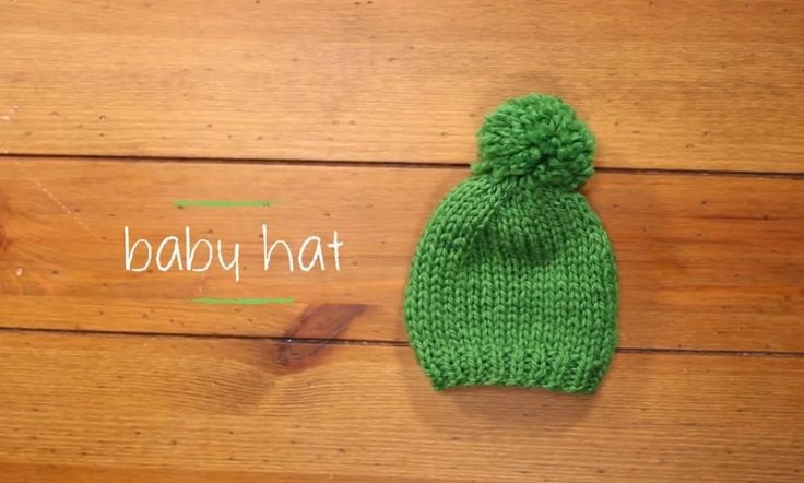 Knit Baby Hat Pattern Pinterest : 1000+ images about Knitting......hats on Pinterest Hat Patterns, Baby Hats ...
