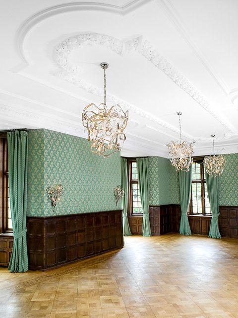 Brand van Egmond DELPHINIUM collection - wall lights and chandeliers