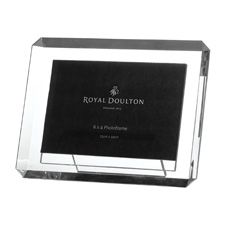 """Royal Doulton Radiance Giftware Bevelled Frame 4 x 6"""""""