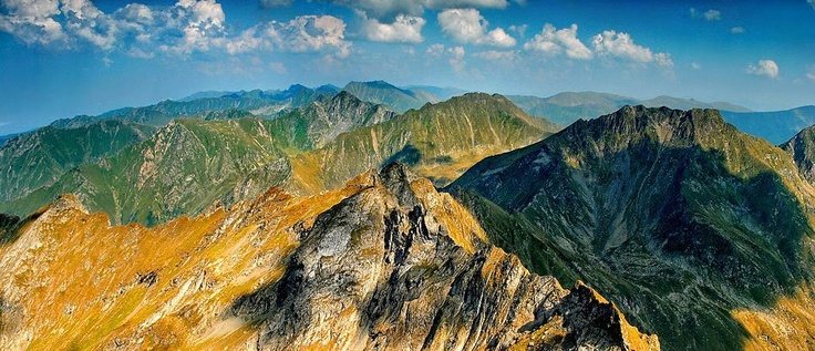 Fagaras Mountains - ROMANIA