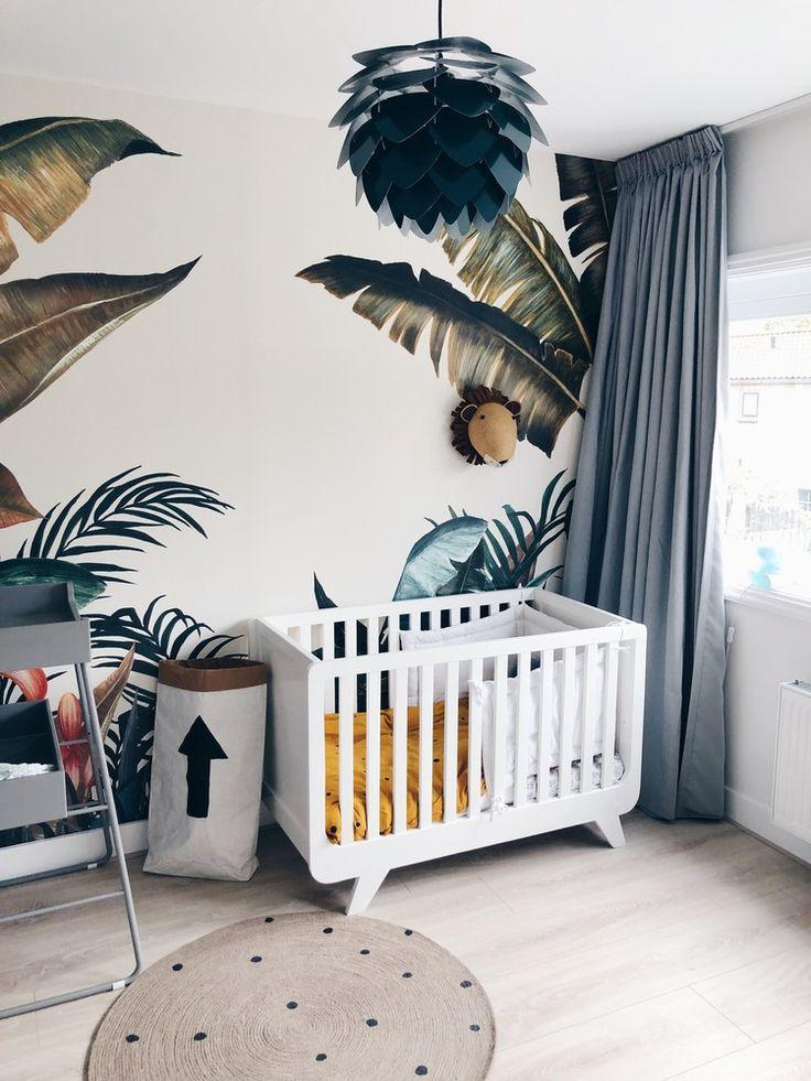 Inspiratie voor de inrichting van een babykamer!