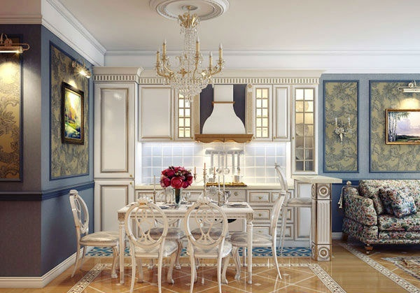 churva classic dining area ideas