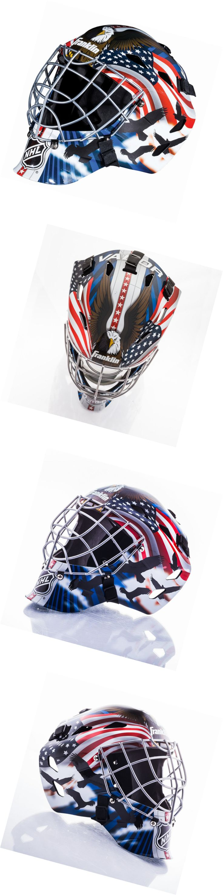 Face Masks 79762: Franklin Sports Gfm 1500 Street Hockey Goalie Face Mask -> BUY IT NOW ONLY: $44.76 on eBay!
