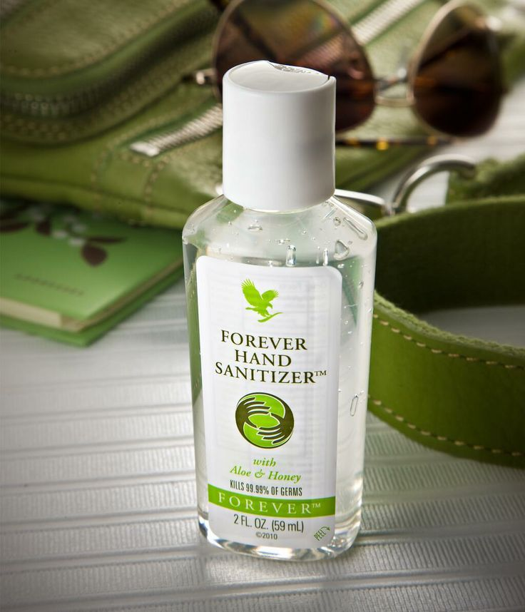 With the cold season upon us, make Forever Hand Sanitizer your essential weapon for keeping colds and viruses at bay. Enriched with soothing aloe and nourishing honey, Forever Hand Sanitizer moisturises and softens hands at it cleans. So, there really is no need for dry, winter hands! Perfect for on-the-go, just one squirt can help to kill 99.9% of germs.