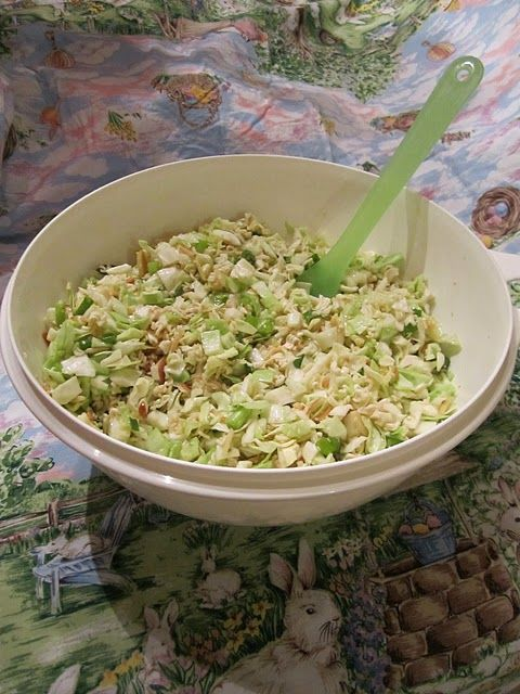 My Famous Chinese Noodle Salad! #salad #recipe