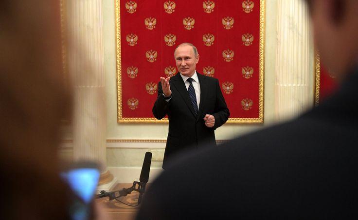 Ответы на вопросы журналистов   23 ноября 2016 года 16:40   http://www.kremlin.ru/events/president/news/53317