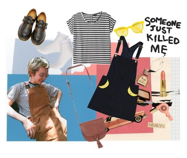 ugh by cici-munada on Polyvore featuring Valfré, Monki, River Island, Dr. Martens, Sunpocket and House Of Voltaire