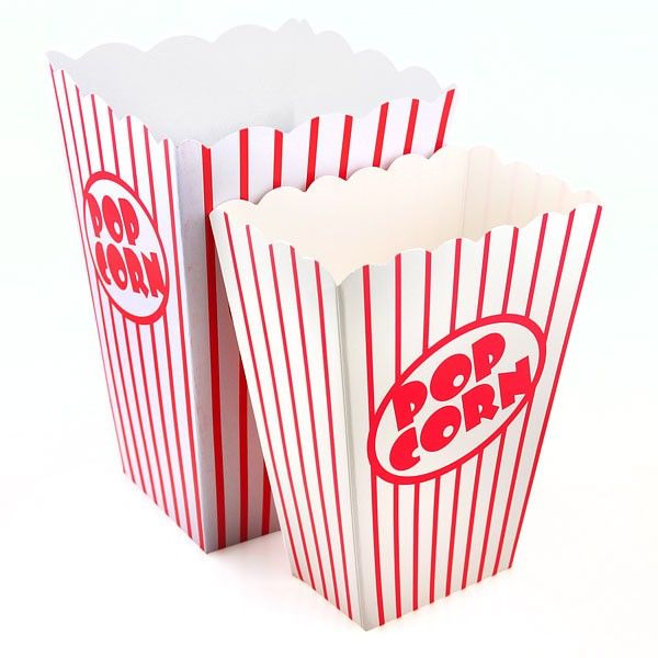 Retro Popcorn Boxes in 2 Sizes - http://www.pipii.co.uk/retro-popcorn-boxes-in-2-sizes.html