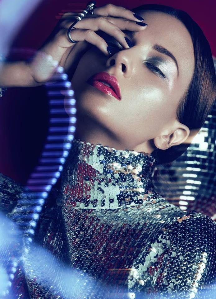 Ada Sztajerowska #MissPolski 2013 #ELLEArabia #NewStageModels #model #fashion  photo: Stuart Robertson