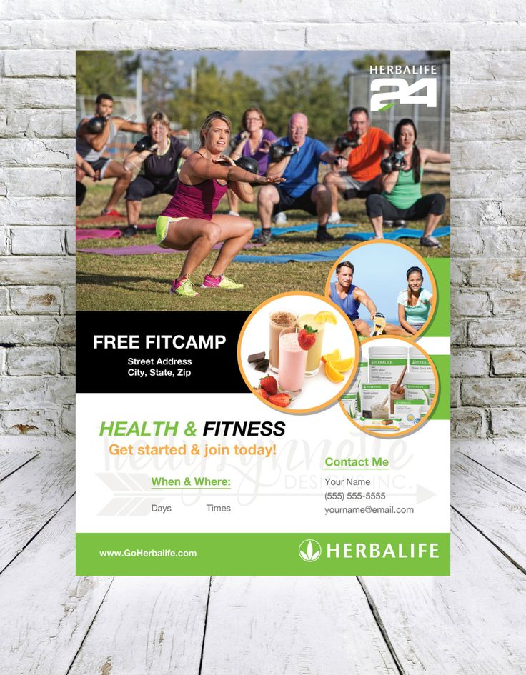 Herbalife Flyer Template 63 Best Healthy Eating Recipes Images