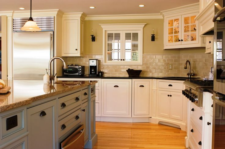 kitchen design by his cabinetry & countertops | st