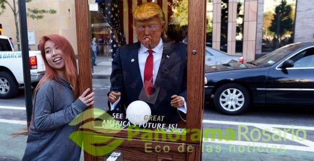 Hillary tiene una ventaja decisiva sobre Trump a tres semanas del voto – Panorama Rosario
