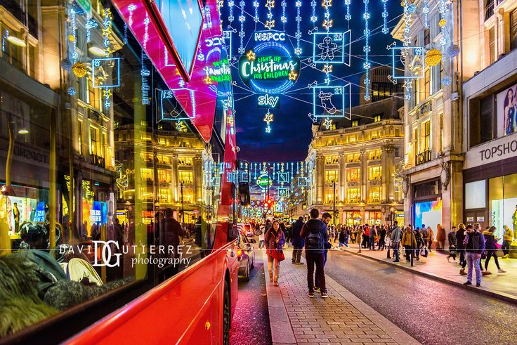Shape Of Christmas - Oxford Street, London, UK. Image by David Gutierrez Photography, London Photographer. London photographer specialising in architectural, real estate, property and interior photography. http://www.davidgutierrez.co.uk #realestate #property #commercial #architecture #London #Photography #Photographer #Art #UK #City #Urban #Beautiful #Interior #Arts #Cityscape #Travel #Building #Christmas #OxfordStreet #shopping