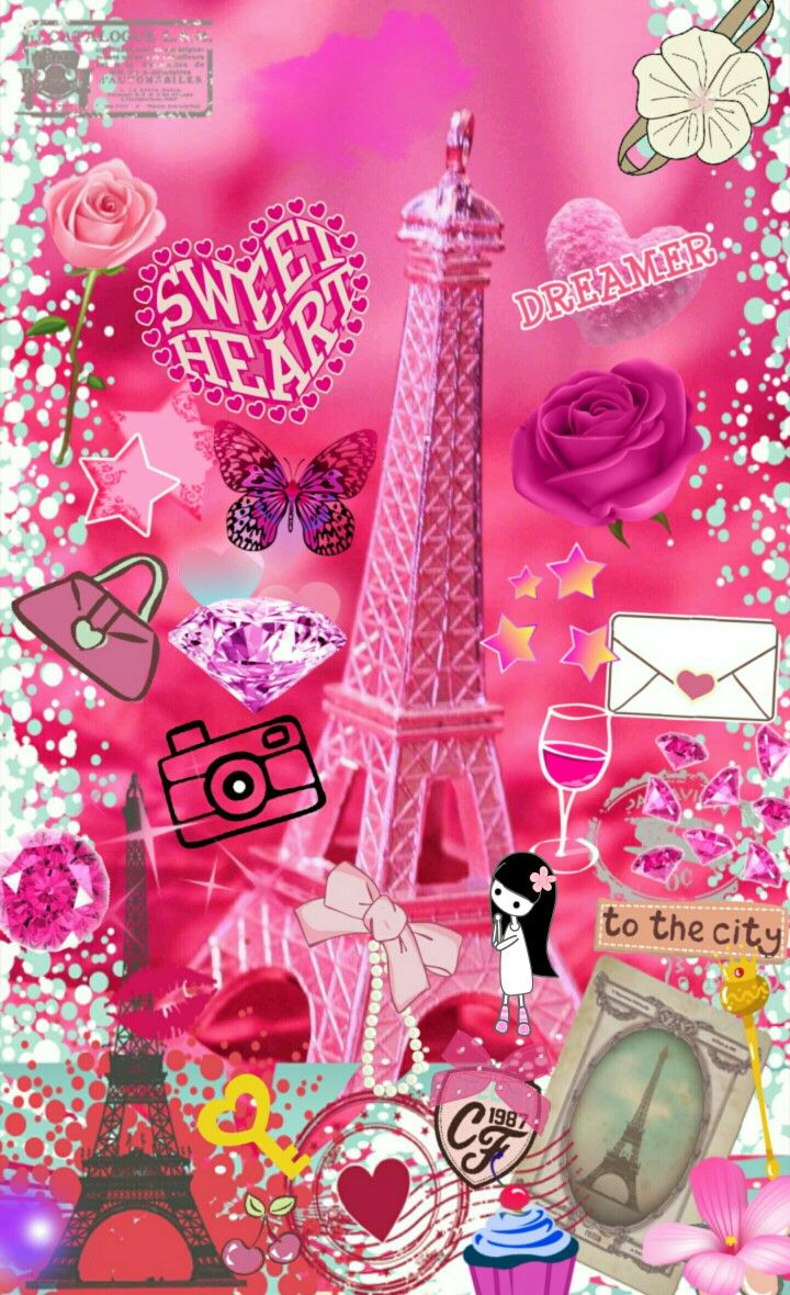 429 Best Images About Girly Wallpapers On Pinterest