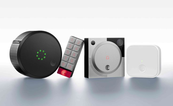 A security keypad and a doorbell camera have just joined Yves Behar's innovative brand of smart locks, which allows homeowners to control access remotely | Technology | @wallpapermag