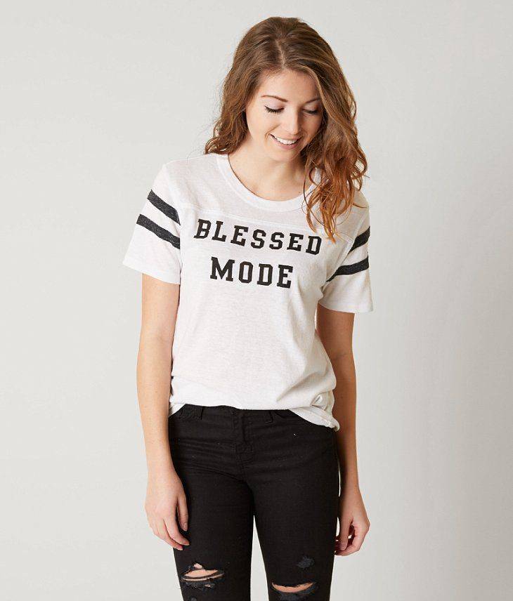 The Light Blonde Blessed Mode T-Shirt - Women's T-Shirts in | Buckle