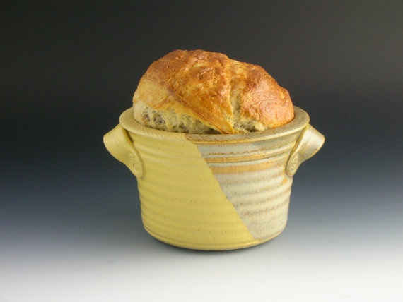 17 Best Images About Pottery Bread Bakers On Pinterest