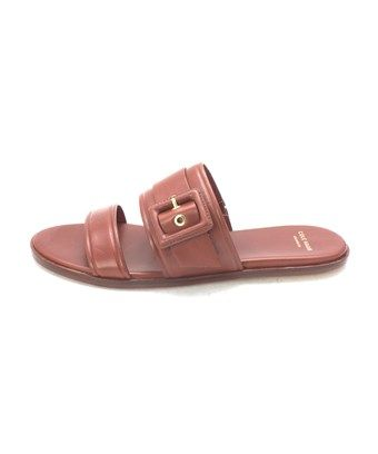 4622deab8822 COLE HAAN COLE HAAN WOMENS 14A4043 OPEN TOE CASUAL SLIDE SANDALS.  colehaan   shoes