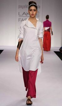 Love the Kurta style 122
