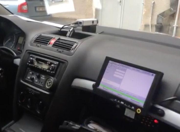 Policejní hlídky začaly využívat nové schopnosti | URC Systems