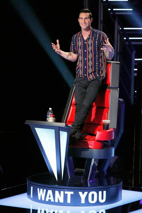 [PICS] 'The Voice' Season 7 - Hollywood Life
