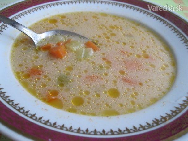 Portugalská polievka  (fotorecept)