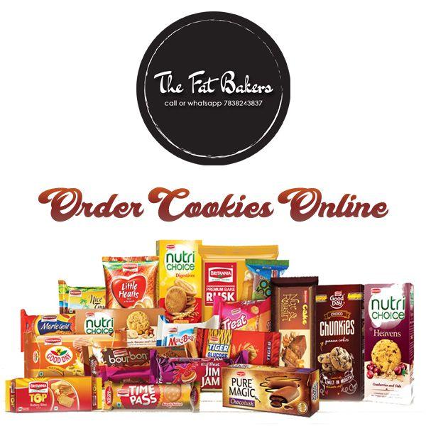 Order #Cookies online in Delhi - You can order fresh & delicious #cookies online in Delhi. Buy and send cookies to loved ones in Delhi.Call or WhatsApp +91-7838243837