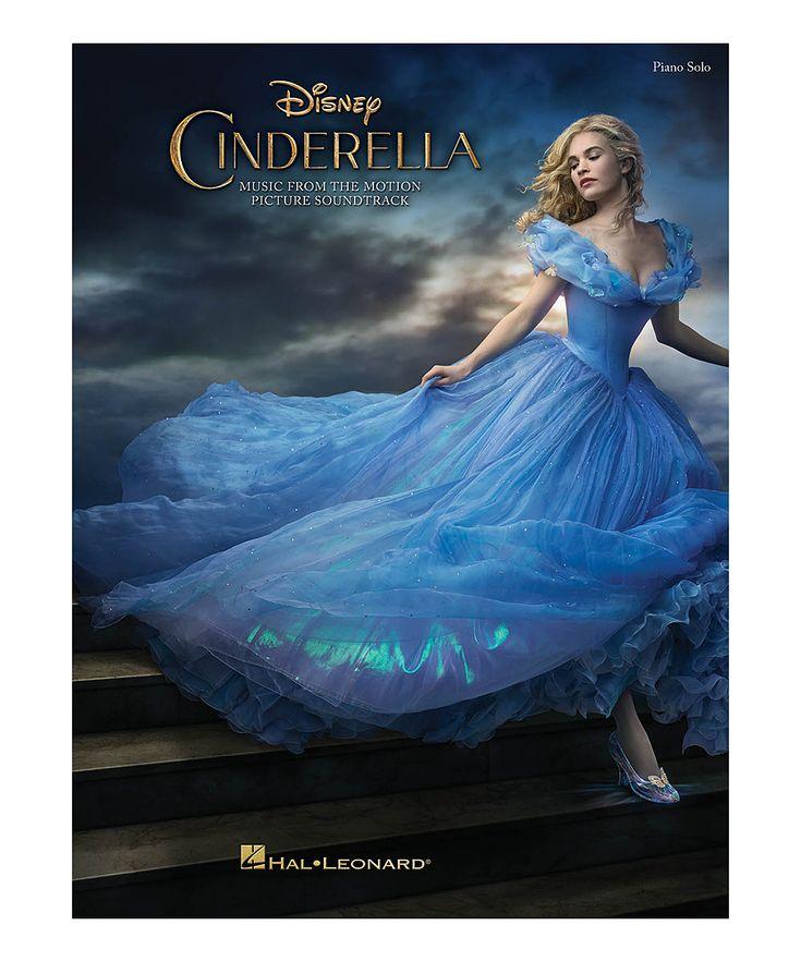 Cinderella Soundtrack Piano Sheet Music Songbook