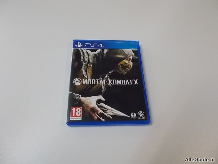 Mortal Kombat - GRA Ps4 - Opole 0456 (Opole)