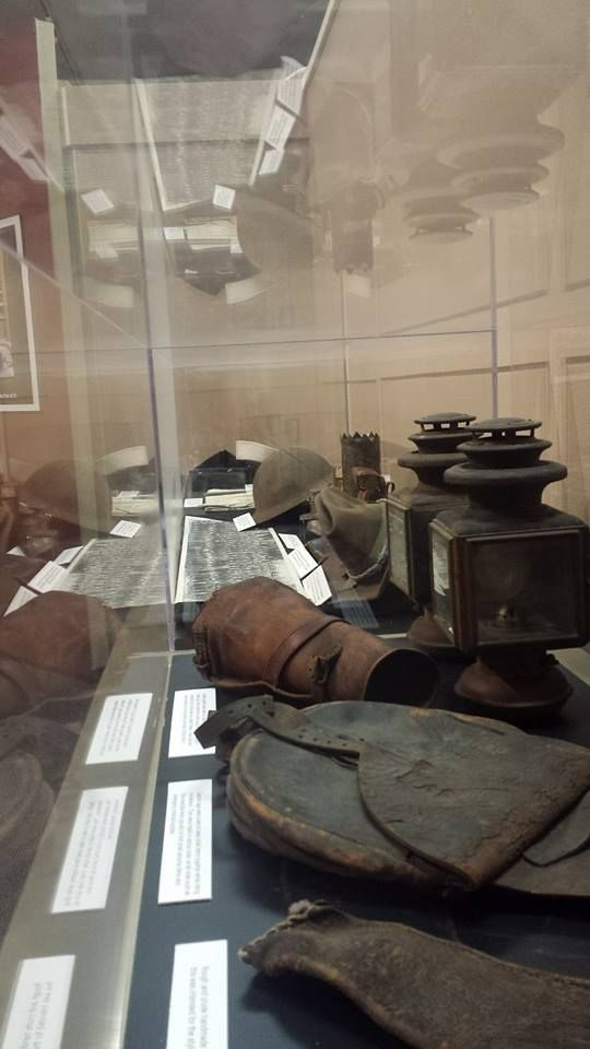 "Our ""Odds & Ends"" exhibit features never before seen items from our archives! On display from January 10-25, 2015"
