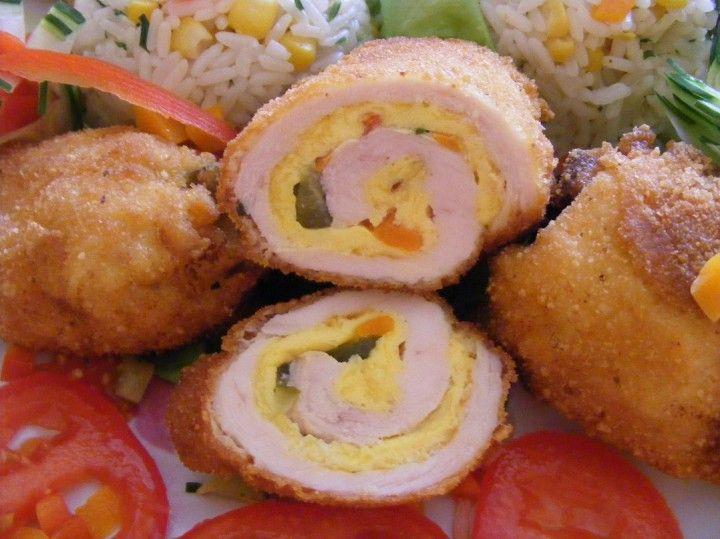 Töltött csirkemell | Receptneked.hu (olcso-receptek.hu)