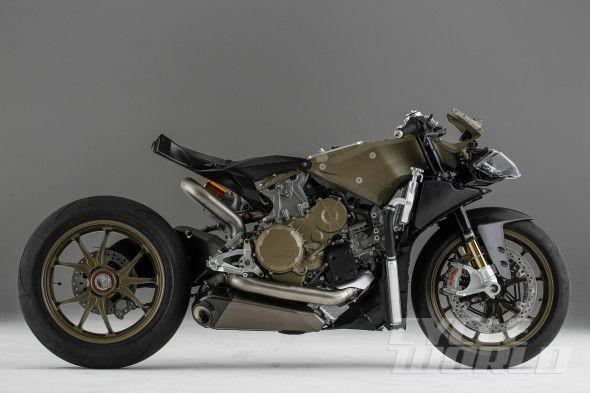 Ducati 1199 Superleggera Photo and Technical Analysis Tour