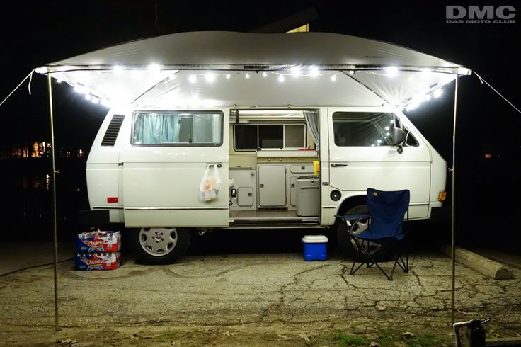 Review of the Bus Depot EZY Awning Plus. Vanagon Westfalia