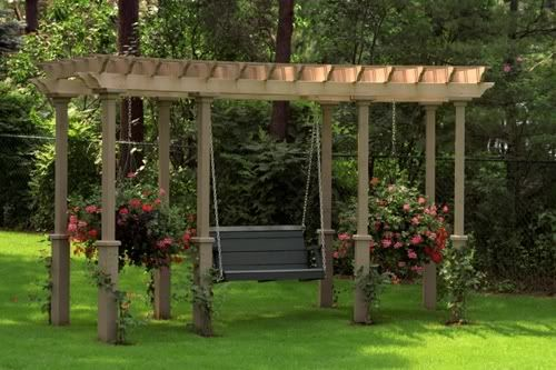 garden trellis ideas | Landscaping Ideas - Trellis Design Portland OR | Trellis Installation ...