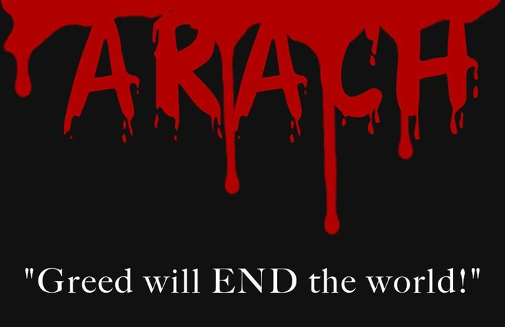 """""""The prophecies all say that vampires will cause the end of the world. They are so wrong. It is greed. Greed will end the world of humans."""" -www.readarach.com #fantasy #greed #prophecies #vampires #arach"""
