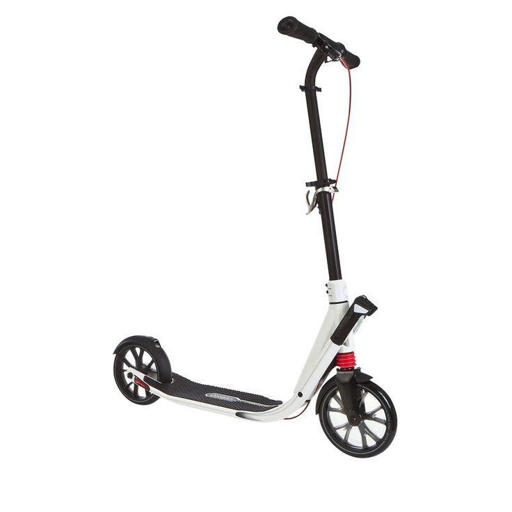 149,99€ - Roll_Eissport_Rollsport - City-Roller Scooter Town 9 Easyfold weiß - OXELO
