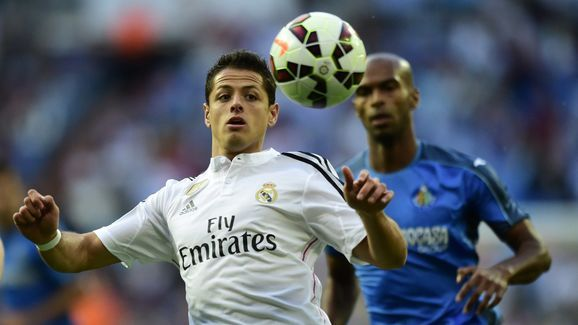 Chicharito: Real Madrid and Man United Didn't Give Me a Chance
