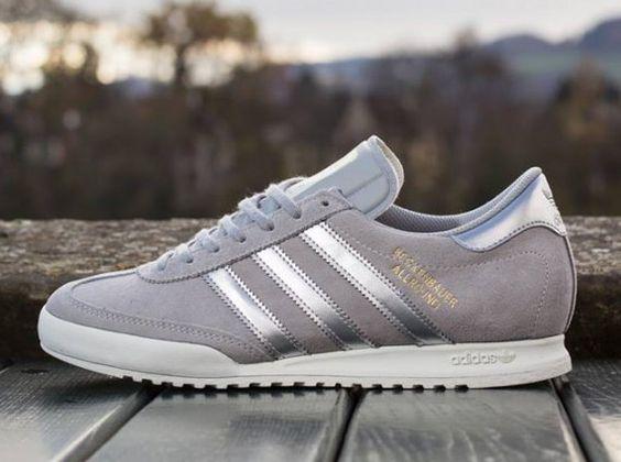 adidas Originals Beckenbauer Allround: Grey