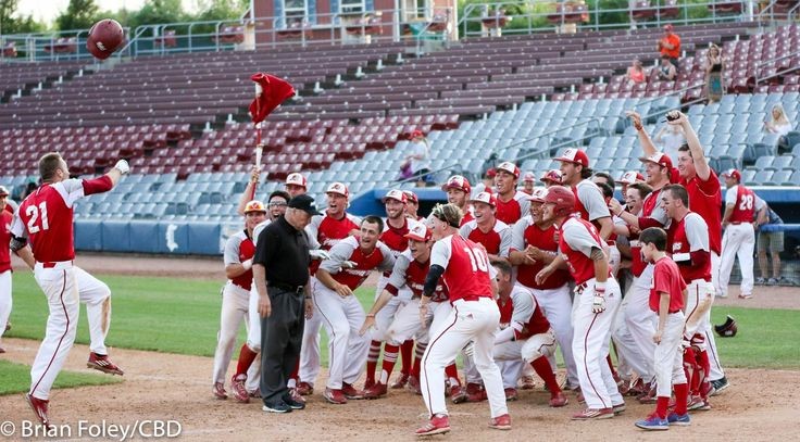 2016 NEC Baseball Tournament: Sacred Heart 9 Fairleigh Dickinson 8 ...