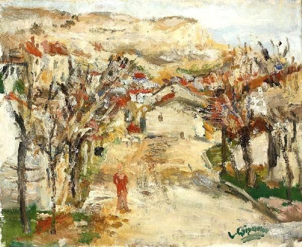 Grigorescu, Lucian (1894-1965) - Balcic (Private Collection) by RasMarley, via Flickr