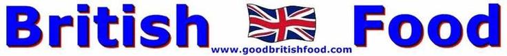 English food recipes from Good British Food
