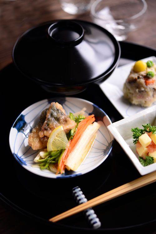 Japanese Saba (Mackerel) Nanban