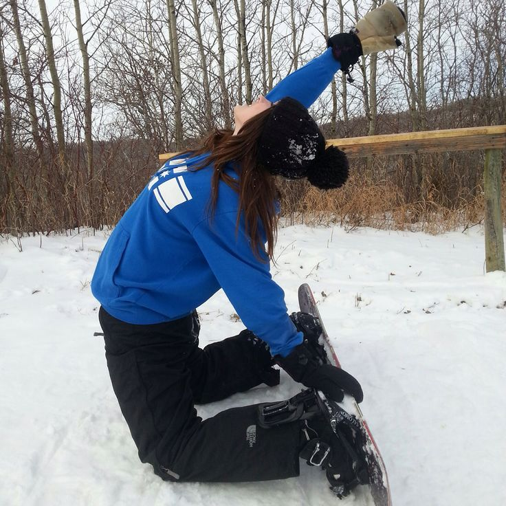 Snowga !! -Yoga Teacher Heidi Rae