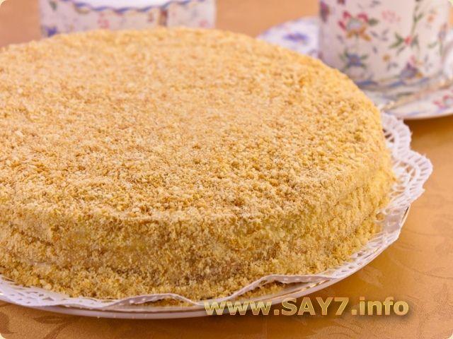 "Cake ""Napoleon"" Торт «Наполеон»"