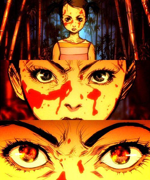 O'ren Ishii anime Kill Bill Vol. 1